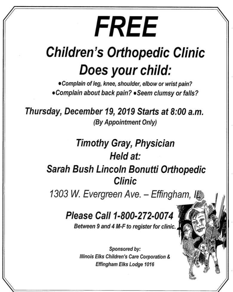 Children's Orthopedic Clinic